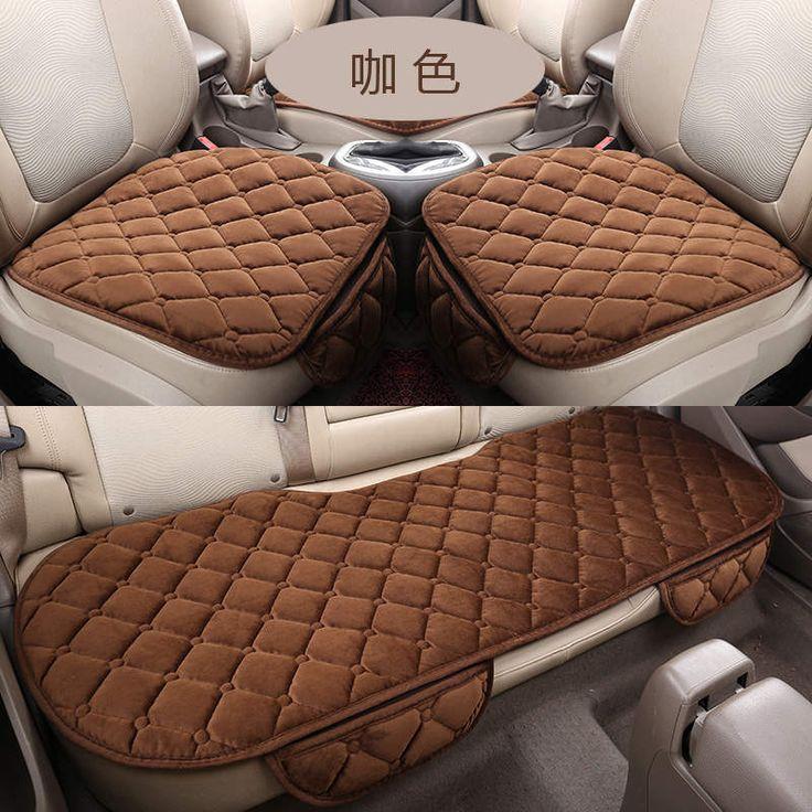 New Velvet Car Seat Cushions For Volkswagen Beetle CC Eos Golf Jetta Passat Tiguan Touareg sharan, #Affiliate
