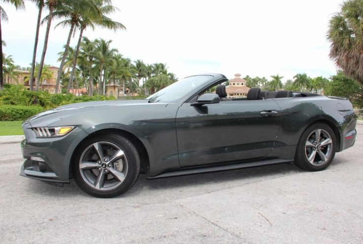 Ford Mustang 3,7 L V6 Cabriolet - Convertible