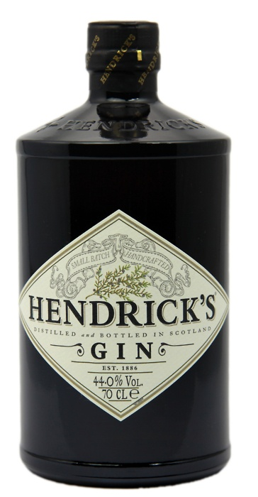 Hendricks, for a really decadent Martini cocktail