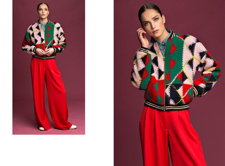 Winter 2017 Women's Collection - look20 | Essentiel Antwerp
