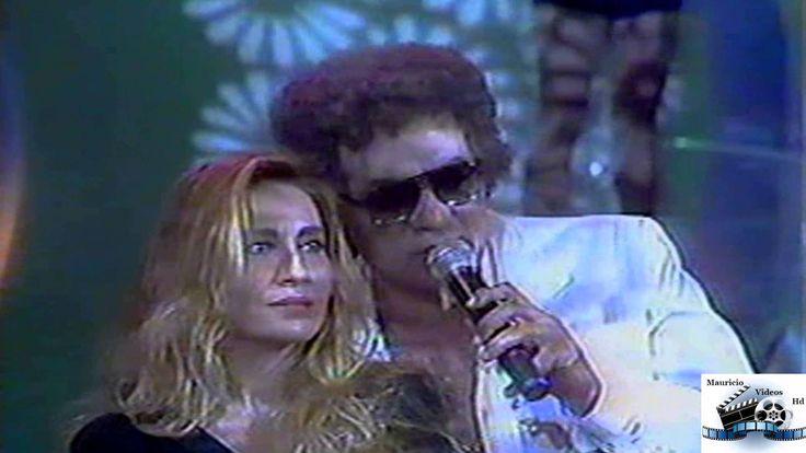 Rosemary e Reginaldo Rossi - Escuta (Domingo Legal) 1993