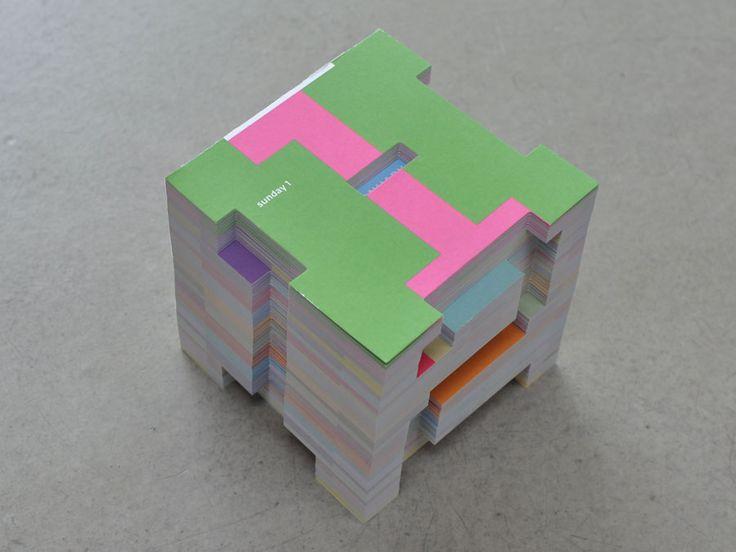 Time cube - Atelier René Knip