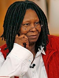 Whoopi Goldberg - Comedian, Talk Show Host, Author, Political Activist, Singer-Songwriter, Emmy Grammy Oscar & Tony Winner