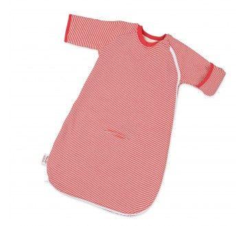 Schlafsäcke - rot gestreift