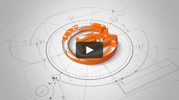 """GFX SCHOOL AND STUDIO OF DESIGN ONLINE. Animated video project  """"GFX SCHOOL AND STUDIO OF DESIGN ONLINE CAD DRAWING LOGO CONCEPT"""" for 2015 student work…"""