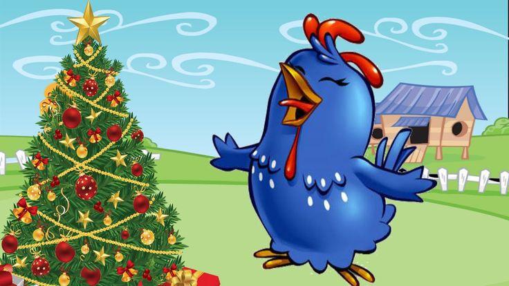 Galinha Pintadinha 1 2 3 4 Completo Natal desenho 2015 em Português