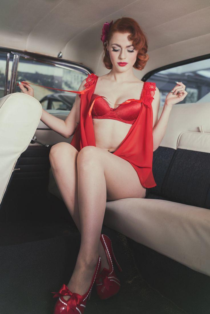 Greta MaCabre for My Retro Closet // Shop today at myretrocloset.com