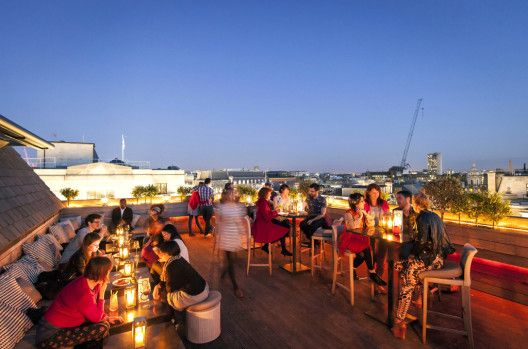 The only way is up: London's best rooftop bars for sunny evening drinking