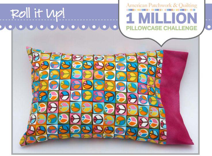 Pillowcase Tutorial Burrito: 20 best How to Make a Pillowcase images on Pinterest   Pillowcase    ,