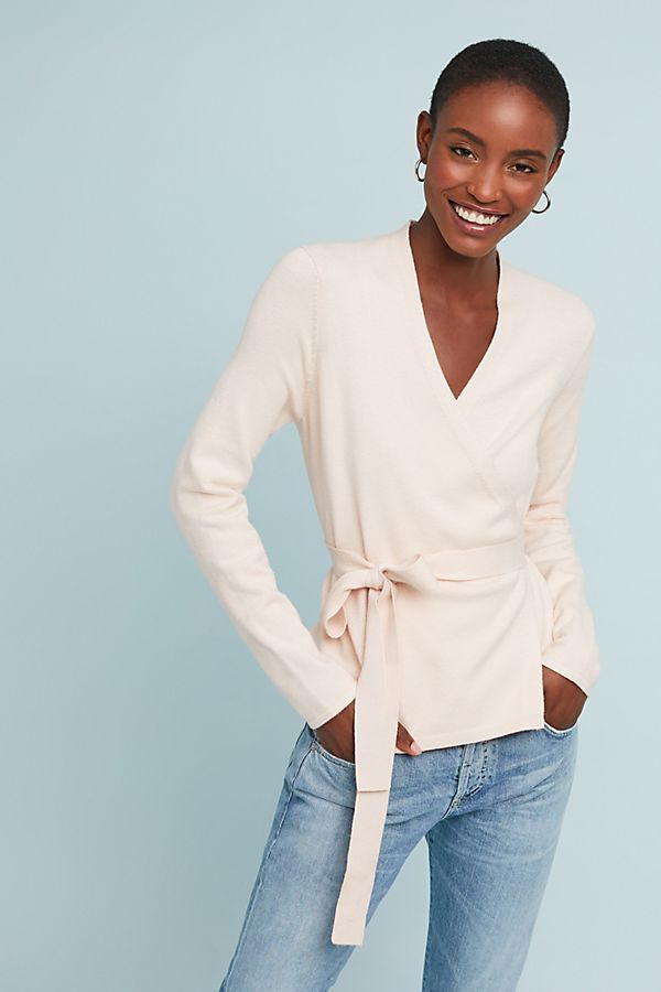 88664e9ca Harriet Wrap Sweater