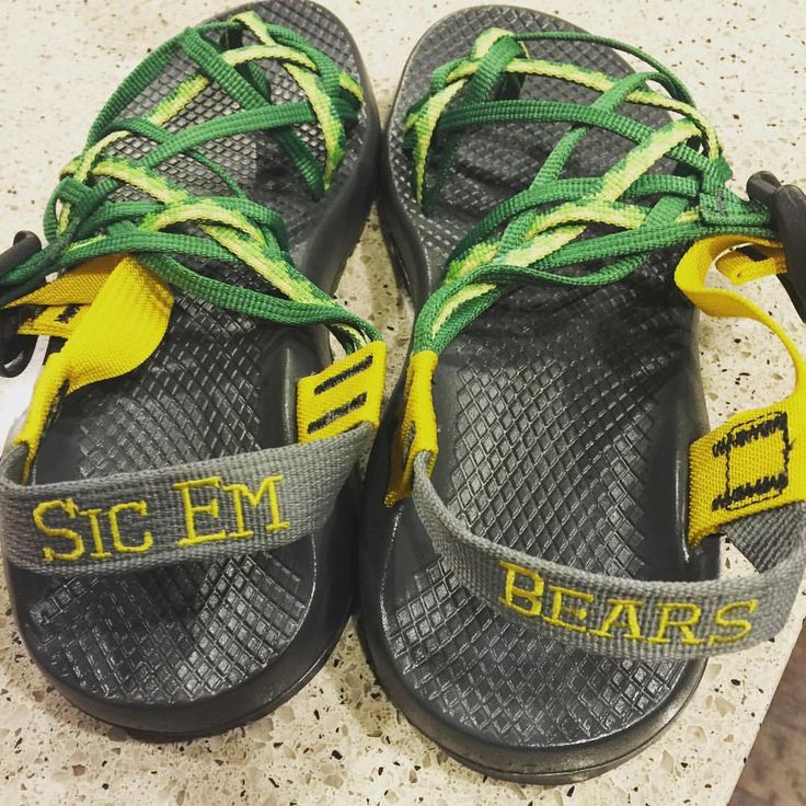 Baylor Chacos. Yes please!