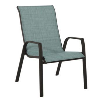 Cool Sonoma Goods For Life 4 Pc Coronado Stackable Sling Chair Squirreltailoven Fun Painted Chair Ideas Images Squirreltailovenorg