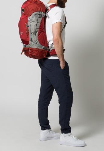 Osprey kestrel 48 zaino da trekking fire red rosso  ad Euro 140.00 in #Osprey #Uomo borseaccessori borse zaini