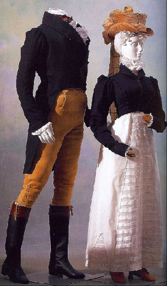 Early Eighteenth Century Fashion It Was Said That George