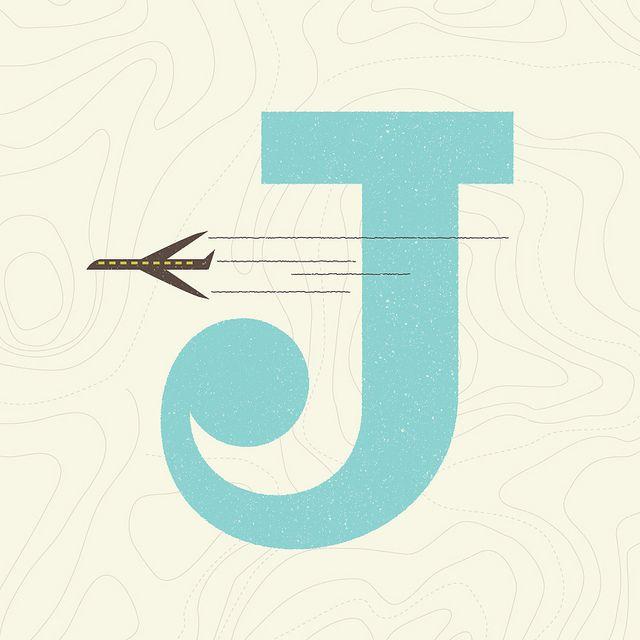 J is for Jet., via Flickr.