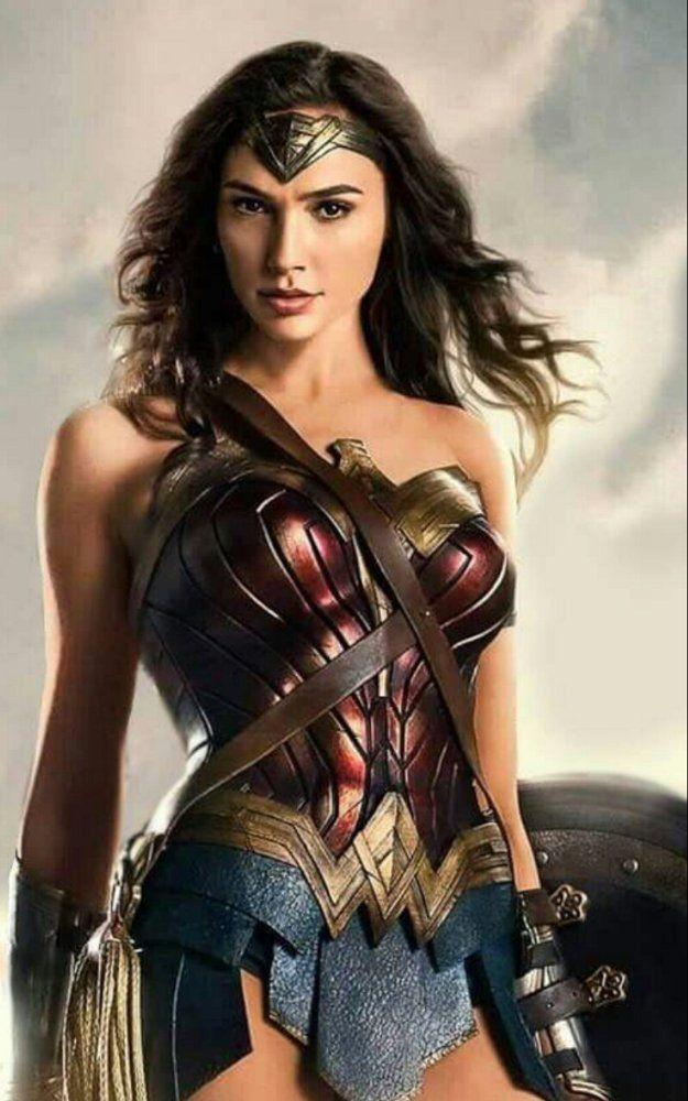 Maquillage Wonder Woman 2017
