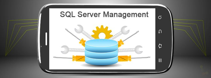 A Thought to Bring the SQL Server Management Studio on Mobile