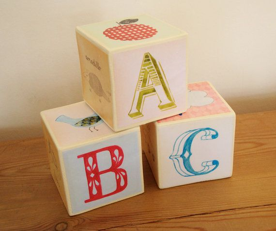 alphabet blocks on pinterest baby shower centerpieces baby shower