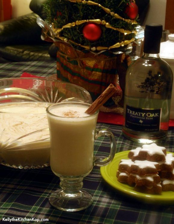 Best 125 collagen gelatin recipes info images on pinterest health and fitness - Traditional eggnog recipe holidays ...