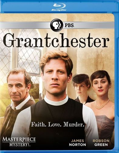 Masterpiece Mystery!: Grantchester [2 Discs] [Blu-ray]