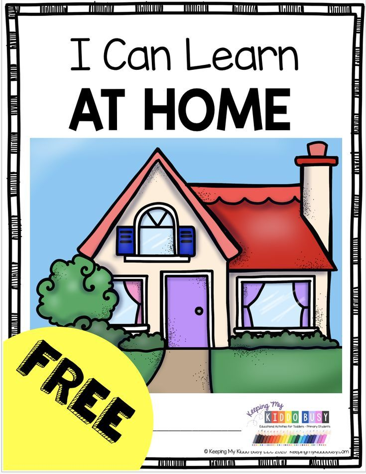 Free Emergency At Home Learning Pack Keeping My Kiddo Busy Kids Learning Kindergarten Kids Teaching Kindergarten How to teach my kindergartener at home