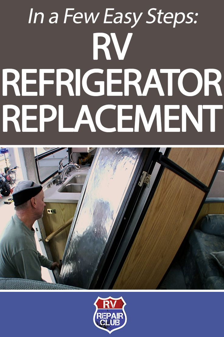 Over time use, vibrations and other causes of damage may make it necessary to do a complete RV refrigerator replacement. Though you could repair the damage, it could cost just as much as an RV refrigerator replacement.