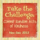 Random Acts of Kindness: Kid World Citizen on Alldonemonkey.com