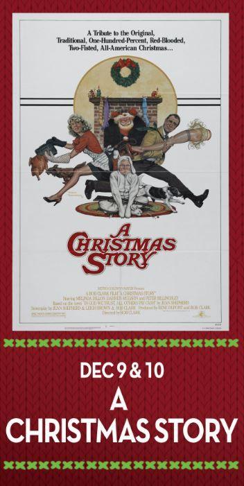 Retro Holiday Movies at Movie Tavern