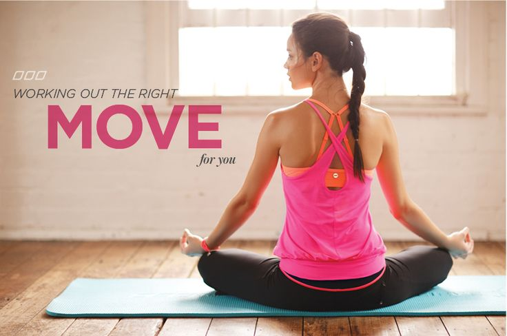 Work It Out: Finding the Right Exercise for You By Dr Libby   Move Nourish Believe