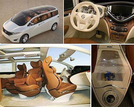 I'd be okay with having a mini van