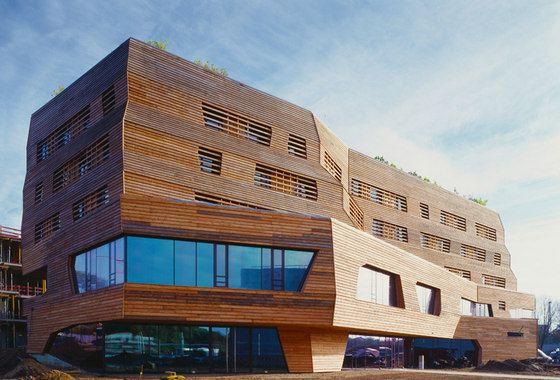 Wälderhaus Hamburg | Germany | Completed November 2012