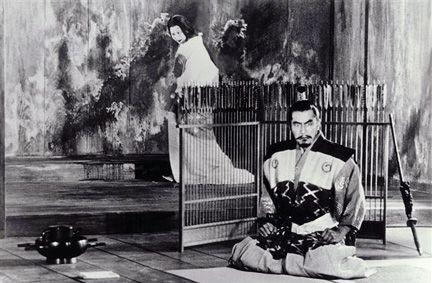 Kurosawa's Throne of Blood (蜘蛛巣城-Kumonosu-jô) [Review].