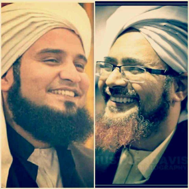 Al Habib Ali Al Jifri dan Al Habib Umar