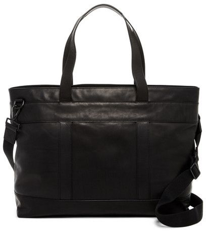 AllSaints Komaba Cow Leather Holdall Bag