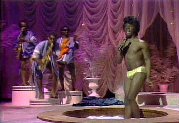 Eddie Murphy on SNL, Saturday Night Live, back in the olden days