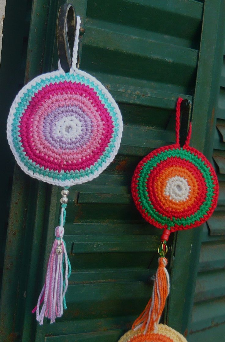 Mandalas tejidos diferentes - Crochet - Tejidos de Punto - 799271