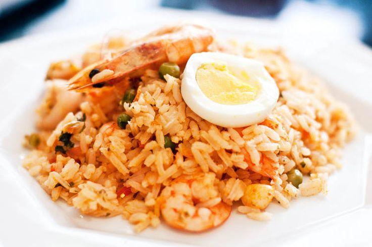 Arroz con mariscos peruano: receta y tips para hacerlo - Comedera.Com  rice with seafood