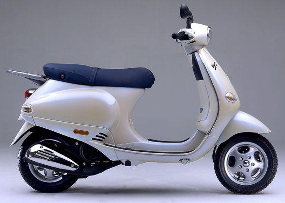 Piaggio - Vespa - ET4 $4,900  In Vietnam [Nov. 2004]