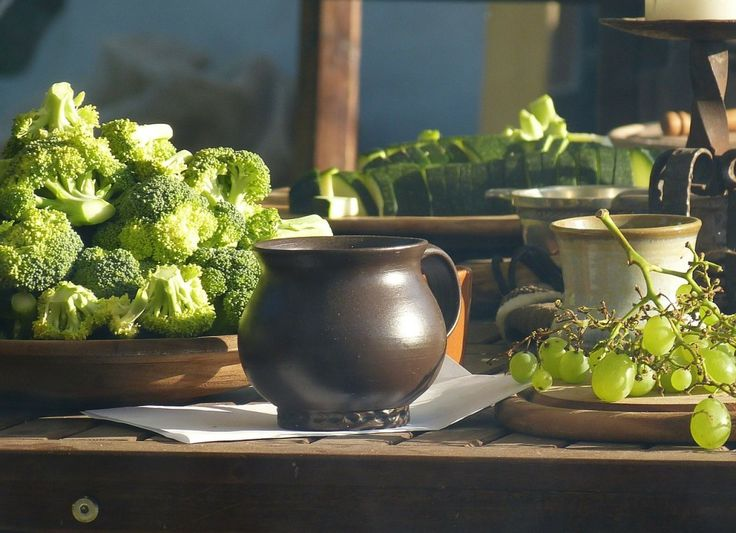 #Broccoli : 21 Iron Rich Foods For Vegetarians and Vegans | TOAT