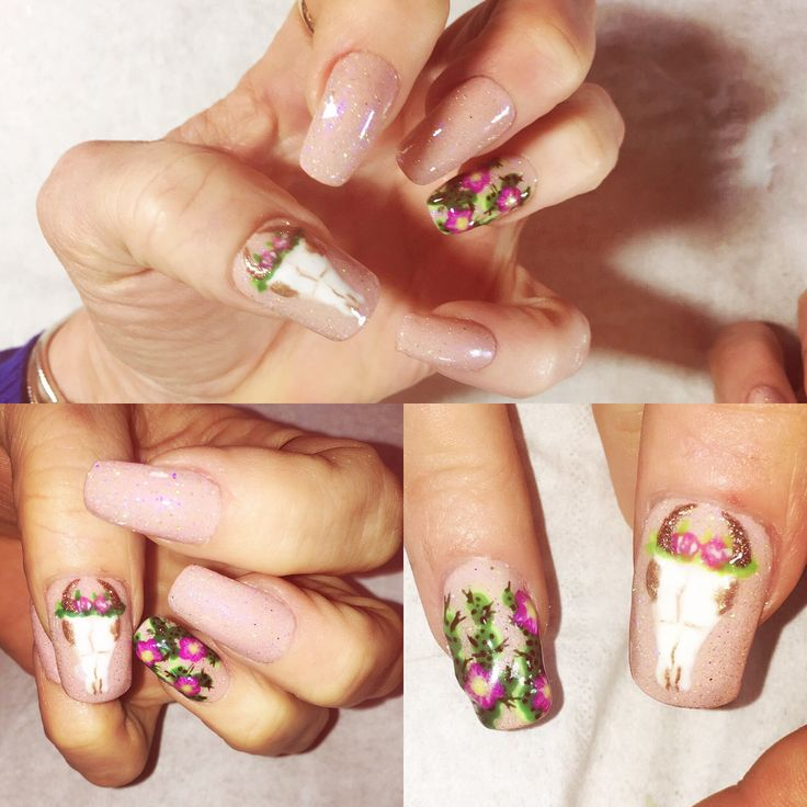 Western Nail Art: 17 Best Ideas About Western Nail Art On Pinterest
