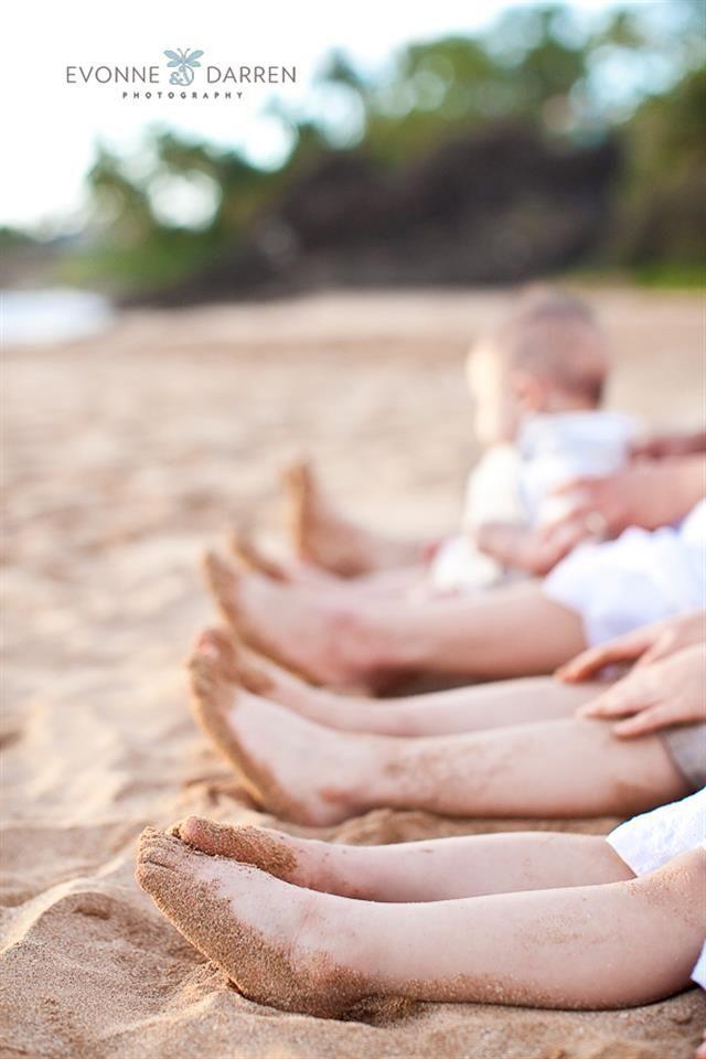 ¡Fotos de #familia en la #playa!