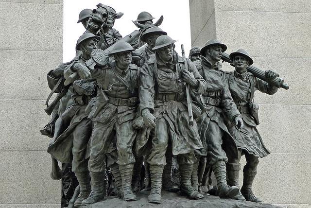 War Monument - Ottawa, Canada by shuttersue, via Flickr