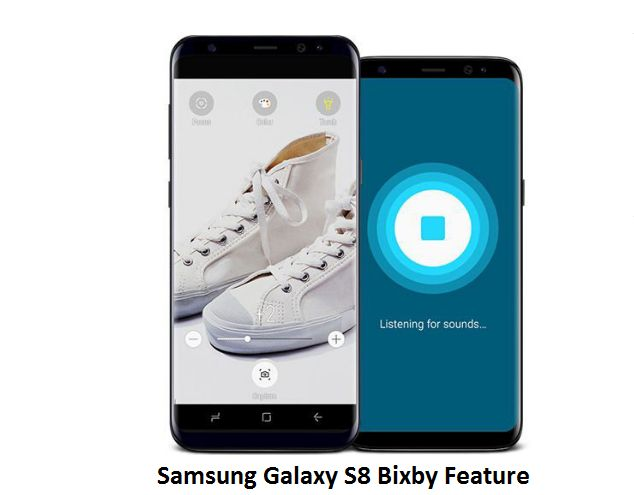 Samsung Galaxy S8 comes with latest specification like infinity display,  iris scanner, smart auto