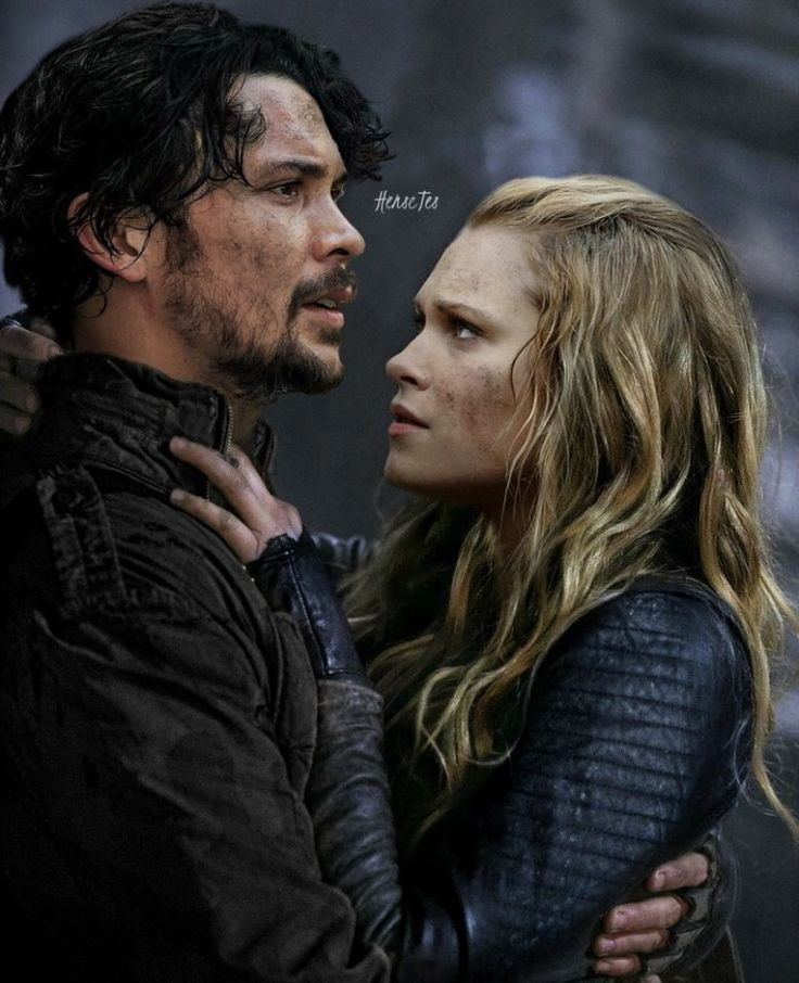 #Bellarke #The100 #season5iscoming