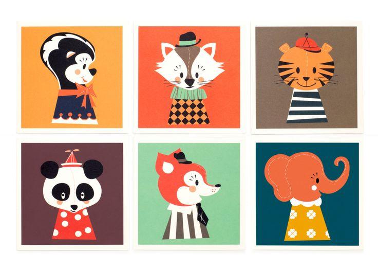 Darling Clementine :: Marionette card set