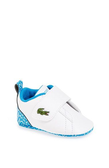 Shop for children footwear collection in our Lacoste shop. Find a wide range of shoes from trainers to hi-tops for young children Baby's shoes. filter by Collection Lacoste Lacoste Sport Colour BLACK GREY WHITE BLUE PINK Product type Shoes Gender Boy Girl Size 9 UK Kids UK Kids UK Kids UK Kids UK Kids 3 UK Kids 4 UK Kids
