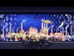 佐賀県庁屋内でプロジェクションマッピング佐賀の夜空に気球が宝船が舞う SAGA Night of Light by NAKEDが開催されていますね() 夜の10時までいつでもだれでも入場可能な美しい光の世界 佐賀県庁の展望ホールの窓に美しい映像が上映されますよ 浮き出る映像が佐賀の夜景と重なりとっても幻想的でうっとり 気球や佐賀城天守など佐賀にまつわる様々なものが登場します ちなみにこちらを制作したのは東京駅のプロジェクジョンマッピングで超話題になったクリエイティブカンパニーNAKEDの作品です 来年の3月いっぱいまでご覧頂くことができますよヽ(o)丿 ぜひデートに遊びに観光に 佐賀県庁へ足をお運びくださいませ tags[佐賀県]