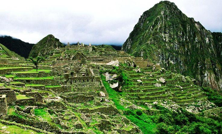 Ciudad Perdida: Lost City in Colombian Highlands
