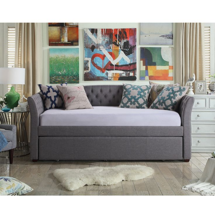 Horace Twin Daybed with Trundle