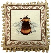 French Bee Pillow - Love the design ..